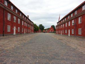 27 Temmuz 2016 - Kastellet, Kopenhag, Danimarka