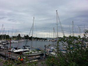 27 Temmuz 2016 - Liman, Kopenhag, Danimarka