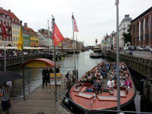 27 Temmuz 2016 - Nyhavn, Kopenhag, Danimarka -01-