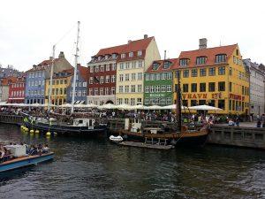 27 Temmuz 2016 - Nyhavn, Kopenhag, Danimarka -02-