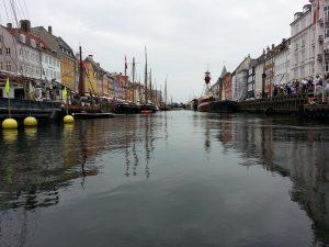 27 Temmuz 2016 - Nyhavn, Kopenhag, Danimarka -03-