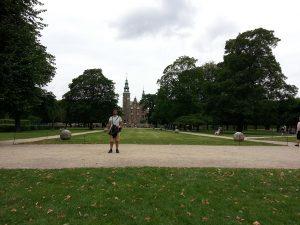 27 Temmuz 2016 - Rosenborg Kalesi (Rosenborg Castle), Kopenhag, Danimarka -02-
