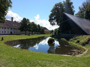 30 Temmuz 2016 - Akershus Kalesi (Akershus Fortress), Oslo, Norvec -01-