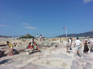 6 Temmuz 2016 - Acropolis, Atina, Yunanistan -01
