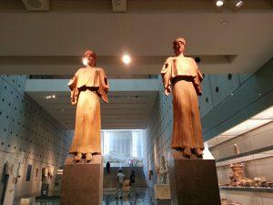6 Temmuz 2016 - Acropolis Muzesi, Atina, Yunanistan -02-
