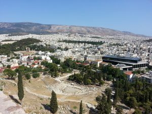 6 Temmuz 2016 - Dionysus Tiyatrosu, Atina, Yunanistan -01-