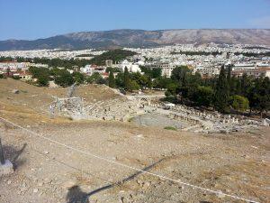 6 Temmuz 2016 - Dionysus Tiyatrosu, Atina, Yunanistan -02-