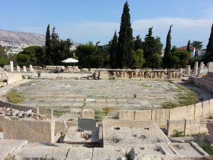 6 Temmuz 2016 - Dionysus Tiyatrosu, Atina, Yunanistan -03-