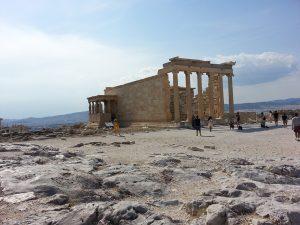 6 Temmuz 2016 - Erechtheion, Atina, Yunanistan
