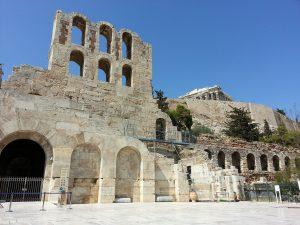 6 Temmuz 2016 - Odeon of Herodes Atticus, Atina, Yunanistan -01