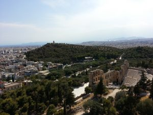 6 Temmuz 2016 - Odeon of Herodes Atticus, Atina, Yunanistan -03