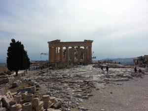 6 Temmuz 2016 - Parthenon, Atina, Yunanistan -01-