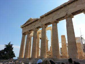 6 Temmuz 2016 - Parthenon, Atina, Yunanistan -02-