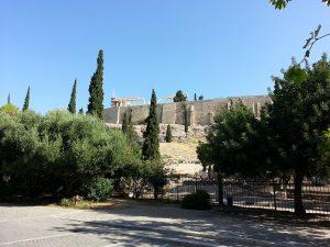 7 Temmuz 2016 - Acropolis, Atina, Yunanistan