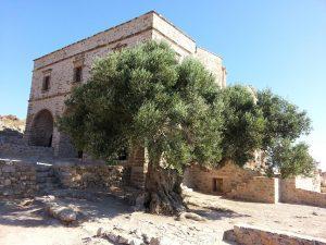 9 Temmuz 2016 - Church of Hagia Sophia, Monemvasia, Yunanistan -02-