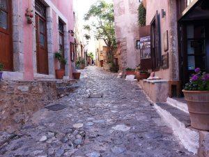 9 Temmuz 2016 - Old Town, Monemvasia, Yunanistan -02-