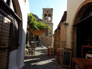 9 Temmuz 2016 - Old Town, Monemvasia, Yunanistan -03-