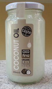 Coca Fina - Coconut Oil (Hindistan Cevizi Sivi Yagi)
