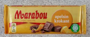Marabou - Apelsin Korkant (Portakal Krokanli Sutlu Cikolata)