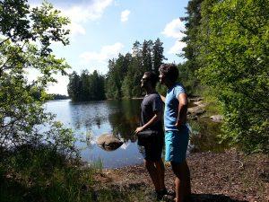 Mehmet Ali Cetinkaya - 24 Temmuz 2016 - Storsjöns Lake, Rydboholm, Boras, Isvec -01-