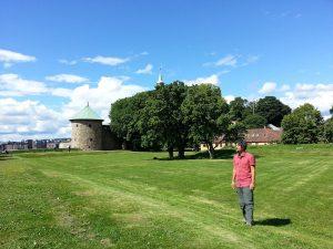 Mehmet Ali Cetinkaya - 30 Temmuz 2016 - Akershus Kalesi (Akershus Fortress), Oslo, Norvec -02-