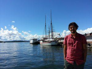 Mehmet Ali Cetinkaya - 30 Temmuz 2016 - Radhus Meydani, Oslo, Norvec