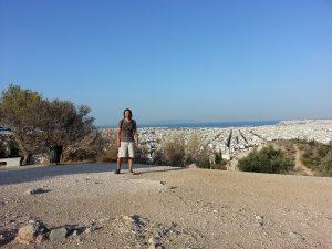 Mehmet Ali Cetinkaya - 7 Temmuz 2016 - Philopappos Anitindan, Atina, Yunanistan