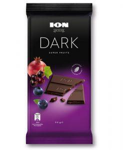 Ion - Dark Super Fruits (Super Meyveli Koyu Cikolata)