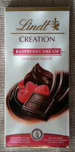 Lindt – Creation – Raspberry Dream (Ahududulu Koyu Cikolata)