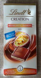 Lindt – Creation – Refreshing Passion (Ferahlatici Passion Fruitlu Sutlu Cikolata)